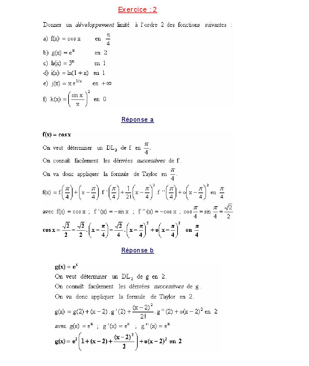 Exercices corrigés :d'Analyse Mathématique 1 ...